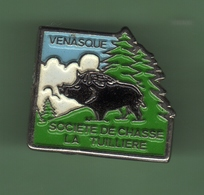 CHASSE *** VENASQUE *** 1019 - Pin's