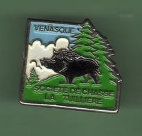 CHASSE *** VENASQUE *** 1019 - Badges