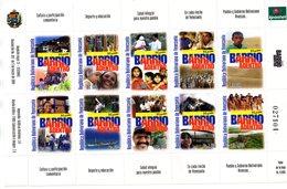 Serie Nº 2295/34  Venezuela - Venezuela