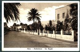 Homs - Ambulatorio - Via Tripoli - Libya
