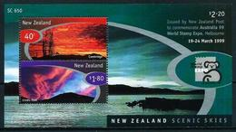 Nueva Zelanda Nº HB-128 Nuevo - Hojas Bloque