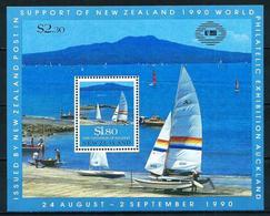 Nueva Zelanda Nº HB-75 Nuevo - Hojas Bloque