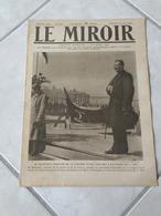 Le Miroir,la Guerre 1914-1918 - Journal N°185 - 10.6.1917 (Titres Sur Photos) Les Ruines Du Village De Laffaux. - War 1914-18