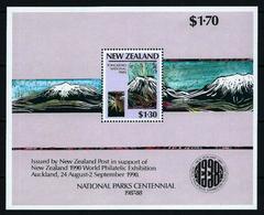 Nueva Zelanda Nº HB-57 Nuevo - Hojas Bloque