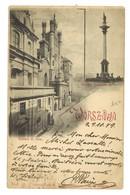Carte Postale Ancienne. Warszawa. - Russie