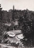 Carte 1950 CLERVAUX / ROUTE VERS CLERVAUX (automobile) - Clervaux