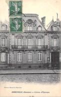 80 - ABBEVILLE : La CAISSE D'EPARGNE ( Agence - Banque ) - CPA - Gironde - Abbeville