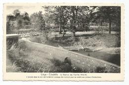 Liège Citadelle Le Bastion Des Fusillés 1940 - 1945 - Luik