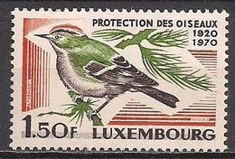 Luxemburg  (1970)  Mi.Nr.  806  ** / Mnh  (10ff10) - Luxembourg