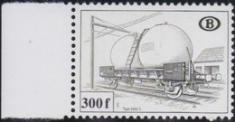 Belgie  .  OBP .    TR  453       .   **  .    Postfris ZONDER  Charnier    .  / .  Neuf SANS  Charniere - Spoorwegen