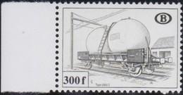 Belgie  .  OBP .    TR  453       .   **  .    Postfris ZONDER  Charnier    .  / .  Neuf SANS  Charniere - Chemins De Fer