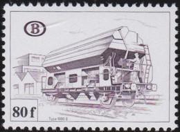 Belgie  .  OBP .    TR  449       .   **  .    Postfris ZONDER  Charnier    .  / .  Neuf SANS  Charniere - Spoorwegen