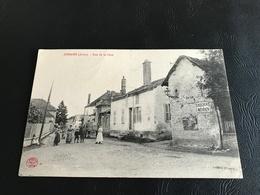 JESSAINS (Aube) Rue De La Gare - 1917 - Frankreich