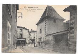 COURS ANCIEN CHALET DEREPOS DES SEIGNEURS - Cours-la-Ville