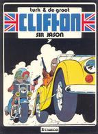 Clifton T 07 Sir Jason RE-EDITION BE  LOMBARD  01/1982 De Groot Turk (BI1) - Clifton