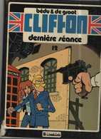 Clifton T 12 Dernière Séance EO BE-  LOMBARD  11/1988 De Groot Turk (BI1) - Clifton