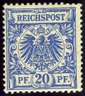 Germany. Sc #49c. Unused. * - Germany