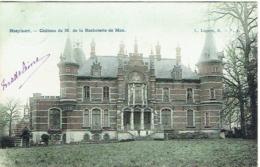 Hoeilaart. Hoeylaert.  Château De M.de La Rocheterie-de Man. - Hoeilaart