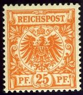 Germany. Sc #50. Unused. - Unused Stamps