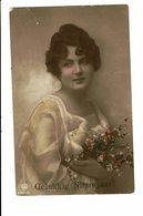 CPA - Carte Postale -Pays Bas- - Gelukkig Nieuwjaar--1922 -VM3848 - Nieuwjaar