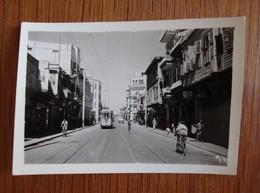 Alep (Syrie) Bd De France Avec Tramway Et Vélo - 22 Juillet 1941 - Lieux
