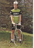 Cyclisme, Frank Arijs - Cyclisme