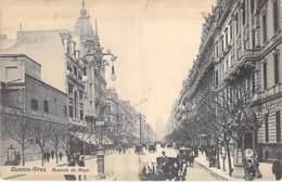 ** Lote De 2 Postales ** ARGENTINA Argentine - BUENOS AIRES :  Avenida & Plaza De Mayo - CPA AMERIQUE DU SUD Sudamerica - Argentine