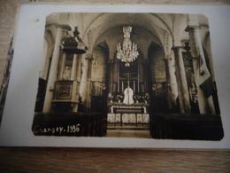 CHARGEY LES PORT CARTE PHOTO 1936 - Autres Communes
