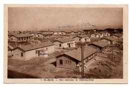 Algérie / EL-BIAR -- Cité Militaire De Château-Neuf. - Alger