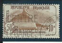 FRANCE: Obl., N° YT 230, Brun Foncé Et Brun, TB - Gebraucht