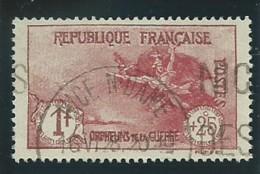 FRANCE: Obl., N° YT 231, Carmin, B Centré, TB - Francia
