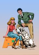 Poster DIN 4 Medida 21 X 29,5 Cm Modelo 22: Tony Y Anita De Miguel Quesada - Bücher, Zeitschriften, Comics