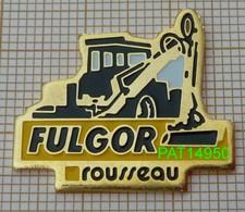 FULGOR ROUSSEAU  TRACTEUR EPAREUSE - Transport