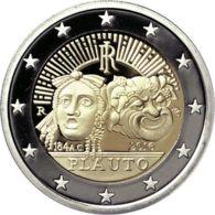 Italy. 2 Euro. Plavt. UNC. 2016 - Italy