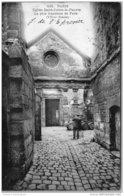 75 PARIS - Eglise Saint Julien Le Pauvre - France