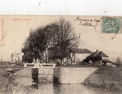 CUISERY L'ECLUSE (CARTE COMMERCIAL) - Autres Communes