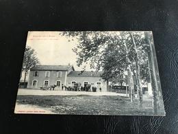 Vallée De L'Aude - 282 - QUILLAN La Gare - 1923 Timbrée - Autres Communes