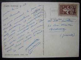 1947 Jamboree De La Paix Carte Postale De Joubert (scoutisme) - 1921-1960: Modern Period