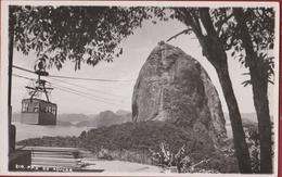 Bresil Brazil Brasil Rio De Janeiro - Photo Card Fotokaart Pao De Acucar Suikerbrood - Rio De Janeiro