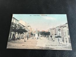 974 - LEUCATE (Aude) Cours Cezelly - 1919 - Leucate