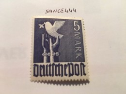 Germany Peace Dove 5m 1947 Mnh - [7] Federal Republic