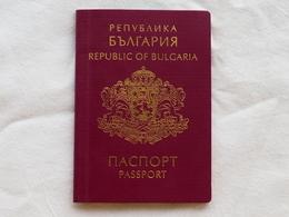 Passeport Bulgarian  2001 Visas     Passeport Reisepass Pasaporte Border Stamp  A 195 - Historical Documents