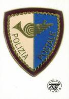 Roma, Lazio Polizia Di Stato, Marcofilia, Annullo Postale, Polizia Postale, Anniversario - Roma