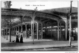 03 VICHY - Palais Des Sources - Vichy