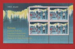 Groenland °°  1997 Bloc 12 Musiciens (WP18) - Groenland
