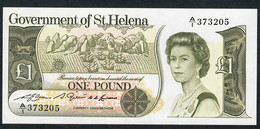 SAINT HELENA  P9   1  POUND   1981 Signature 1   UNC. - Saint Helena Island