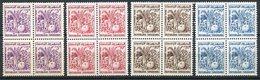 TÚNEZ / TUNISIE / TUNISIA - Timbres Taxe - Bloc 4 - Tunisia (1956-...)