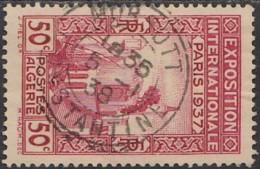Algérie - Oblitération De Morsott / Constantine Sur N° 128 (YT) N° 130 (AM). - Oblitérés
