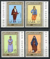 ARGELIA / ALGERIA / ALGÉRIE - Costumes Traditionels (Tlemcen, Alger, Oranie, Le Hoggar) - Argelia (1962-...)