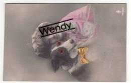 Foto/portret Meisje/fillette Ellen Reinwald Color Met Hond Levende Ogen - Portraits